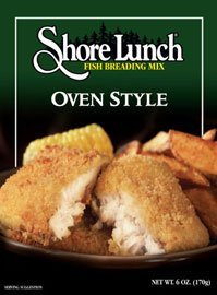 Shore Lunch Mix Oven Style 3 Pack ()