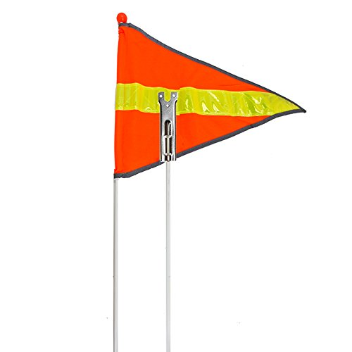 Burley Flag - Sunlite Safety Flag, 72