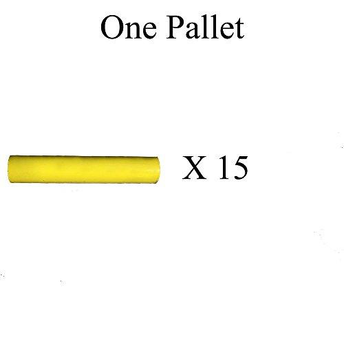 "CR-24, C5-RET-24 One Pallet (X15) of Return Idlers – 5"" Diameter, 24 Inch Belt Width, 24 Lbs by AIS Construction Equipment"