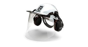 Husqvarna 544808901 - Casco duro con protección auditiva y ...