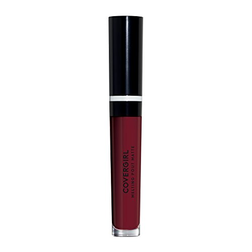 COVERGIRL Melting Pout Matte Liquid Lipstick, All Nighter, 0.11 Pound (packaging may vary)