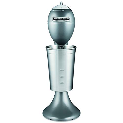 Hamilton Beach 65120 Classic All-Metal Smoothie and Drink Stand Mixer, Gray (Dairy Queen Ice Cream Maker)