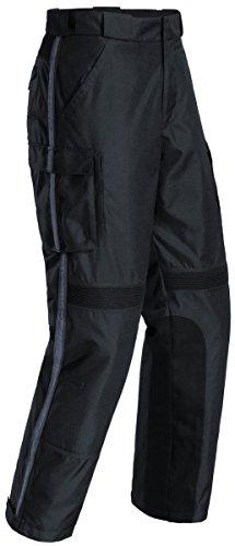 Suzuki Textile Rocket Joe (TOURMASTER Flex Law Enforcement 2.0 Motorcycle Pants Black Size:3XLs)