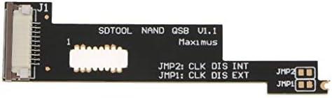Xbox360適用 SDツール SDカードアダプタ クイックハンダボードモジュール リボンケーブル