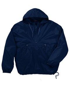1/4 Zip Packable Jacket - 8