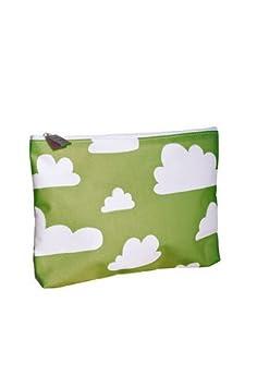 Farg Form Sac à linge mouillé avec imprimé Cloud (S - vert)