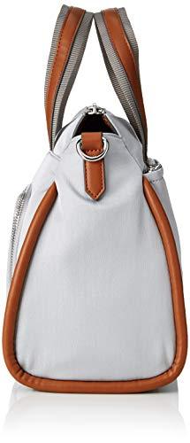 Hanna Bogner Shz Lech Argenté Cartable silber silver Handbag wRzx4x6