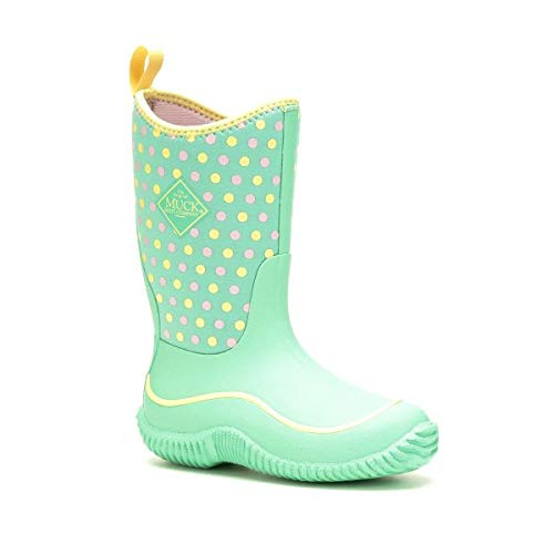 Muck Boot Kids Hale Boots 7 US Toddler M Turquoise