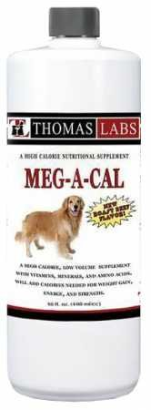 Thomas Labs MegACal (16 oz) by Thomas Laboratory
