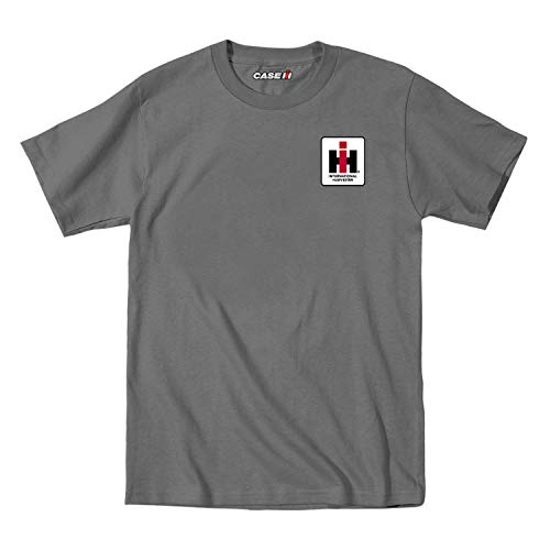 IH Mud Sweat Years - CASE IH International Harvester Adult Short Sleeve Tee ()