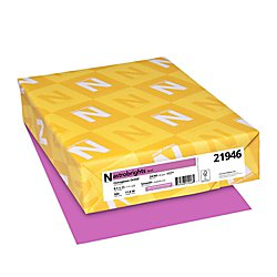 - WAU21946 - Neenah Paper Astrobrights Colored Paper