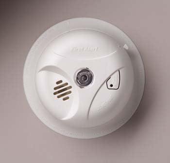 Escape Light Smoke Detector