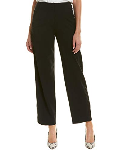 Rebecca Taylor Womens Tuxedo Wool-Blend Pant, 10