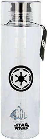 Botella TRITAN Boquilla Silicona 850 ML | Star Wars