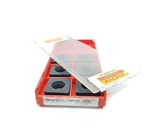 Sandvik R210-14 05 12M-KM Hartmetalleinsätze 3040 Frässpitzen *Angebot #SA1