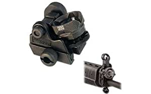 Sig Sauer Rotary Diopter Rear & Hooded Front Sight -