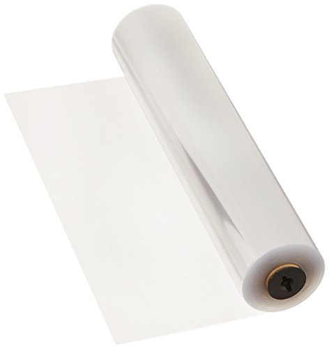 School Smart Overhead Projector Film Rolls - 10 1/2 inch x 50 foot - 086087 (Eiki Overhead Projector)