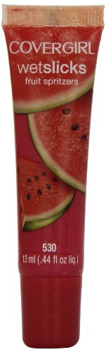 CoverGirl Wetslick Fruit Spritzers, Watermelon Splash 530, 0