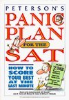 Panic Plan for the SAT, Michael R. Crystal, 1560794321