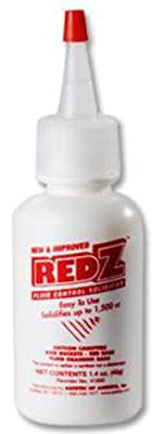 4220647 PT# 41105 Solidifier Spill Control Red-Z 5oz FOR Bodily Fluid Ea Made by Safetec Of America Inc
