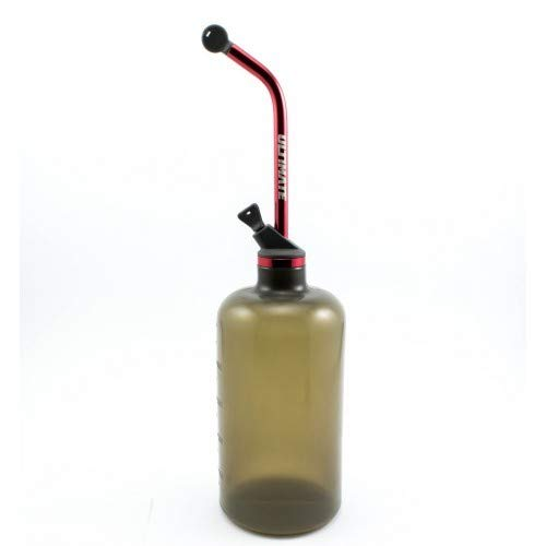 ULTIMATE RACING 500cc Pro Fuel Bottle w/Aluminum Tube (Soft) by ULTIMATE RACING
