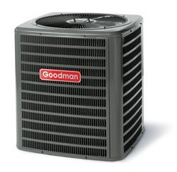 Ton Pump 1.5 Heat (Goodman R410A Split System Heat Pump 14 SEER 1.5 Ton)