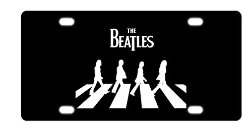 Abbey Plate - Case Phone Vt Custom The Beatles Metal License Plate Abbey Auto Nh Bluesky Cars Front Ut Liscense Licence Decor for Cases Plates Cover Covers of Tag 2 Road Phonecase Fan Driver Drivers Car Beatle Ri