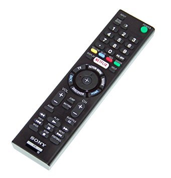 OEM Sony Remote Control Originally Shipped With: XBR55X810C,