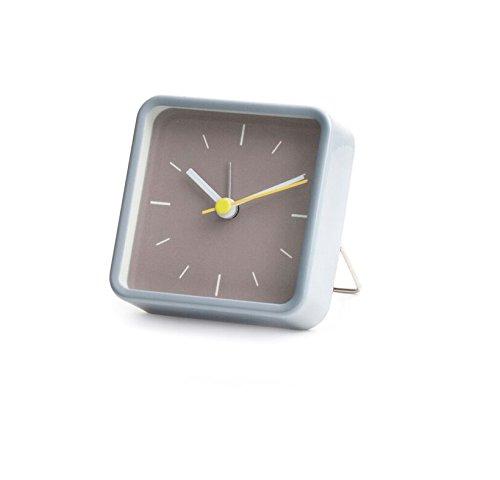 Modern Square Clock (Kikkerland Square Alarm Clock,)