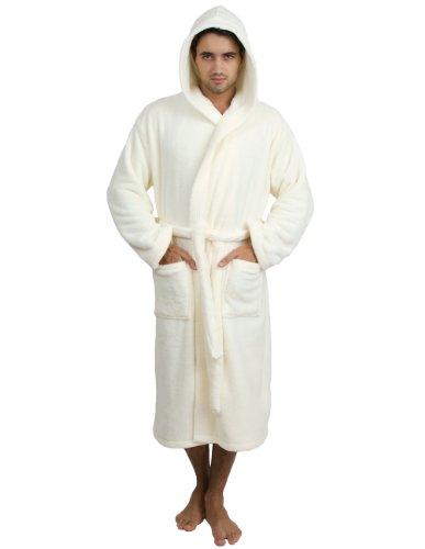 TowelSelections Fleece Hooded Bathrobe Turkey product image