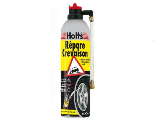 Ré pare Crevaison 500ml Berlines Monospaces Crossovers-HOLTS