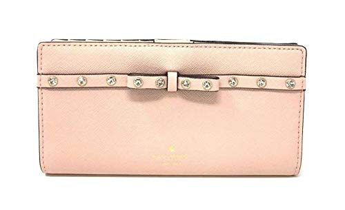 (Kate Spade Laurel Way Jeweled Stacy (Warmvellum))