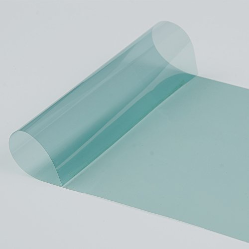 [HOHO] Top-level Nano Ceramic Solar Film Car Tint Windshield Window Film Light Blue 152cmx50cm