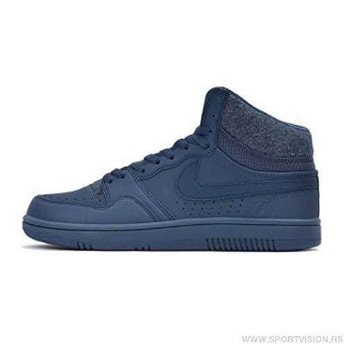 best sneakers 3b0da 8a8d3 italy force squadron nd basket squadron da scarpe blu hi blue court nike  blue azul uomo