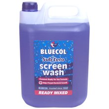 Bluecol Screenwash Ready Mixed 5Ltr
