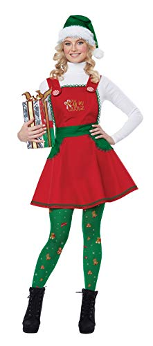 California Costumes Elf In Charge Adult