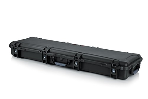 Gator Cases GWP-BASS Electric Bass Waterproof Flight Case (Bass Flight Case)
