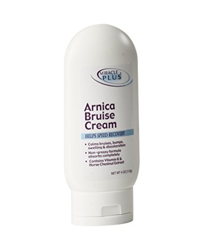 Miracle Plus Arnica Bruise Cream 4 Oz