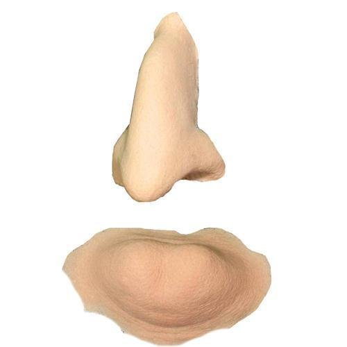 Halloween Direct Witch Nose And Chin Foam Latex