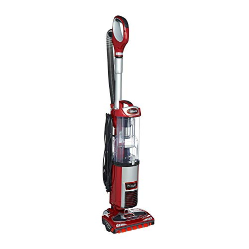 Shark NV200 RED DuoClean Slim Upright Vacuum w/Cleaning Tool Attachment CERTIFIED REFURBISHED For Sale