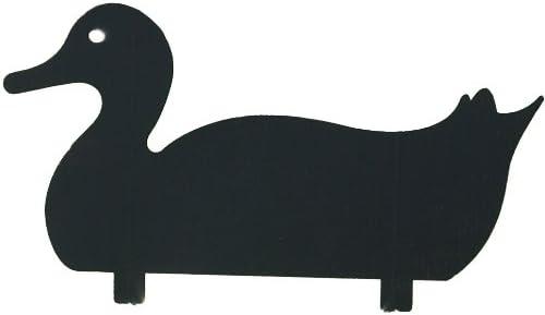 Animal silueta – Pato – Spinning decoración de exteriores y humano ...