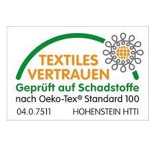 Garanta Seitenschl/äferkissen 40 x 140 Trocknergeeignet Cotton Dream 95Grad waschbar
