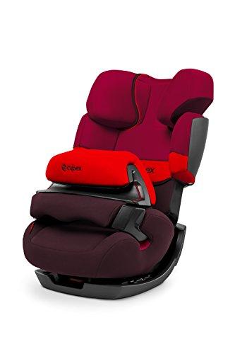 Cybex Silver Autositz Pallas, rumba red/ dark red