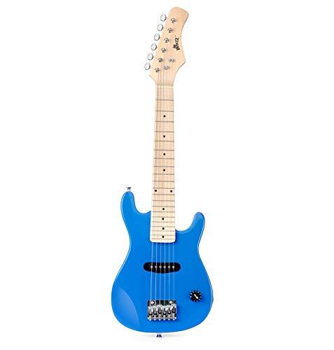 Buy blue electric guitar kids