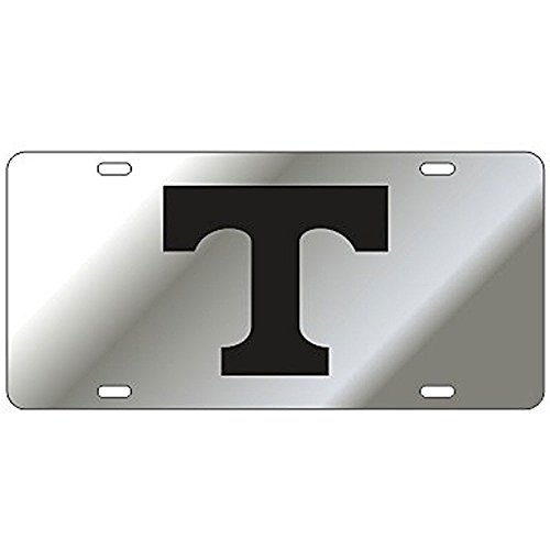 (Tennessee Volunteers Mirror Laser Cut License Plate)