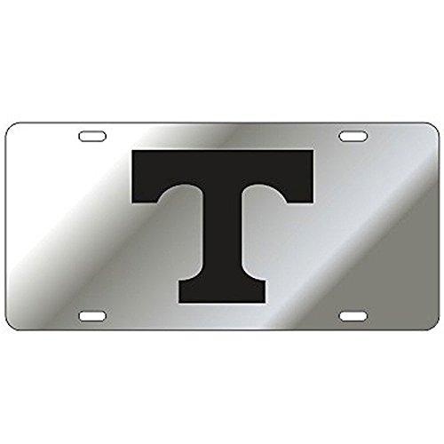 Tennessee Volunteers Mirror Laser Cut License Plate ()