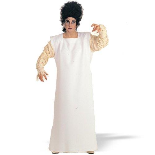 [The Bride of Frankenstein Plus Size Costume] (Frankensteins Bride Costume)
