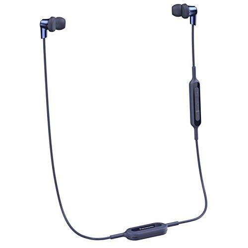 Panasonic RPNJ300BEA Wireless Ergo-Fit Bluetooth Earphones BLUE - Brand New by Panasonic