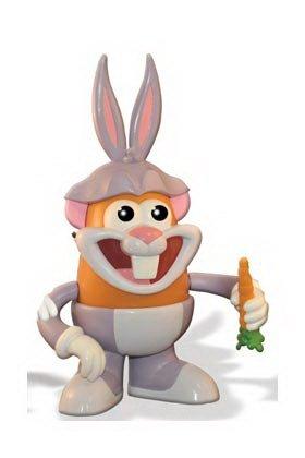 PPW Looney Tunes Bugs Bunny Mr. Potato Head Toy Figure