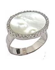 خاتم ملكي رجالي, فضة إسترليني عيار 925 من فارس للفضة - مقاس 6